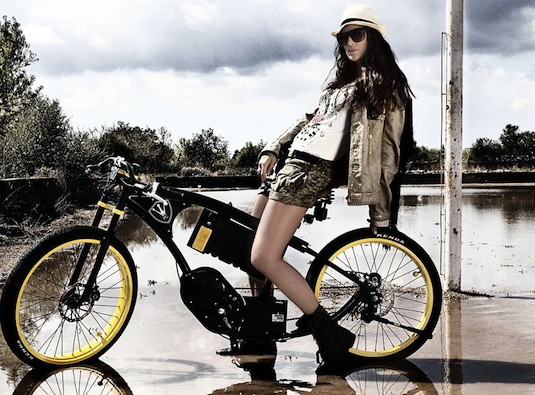 elektrokolo PG-Bikes Orlando Bloom