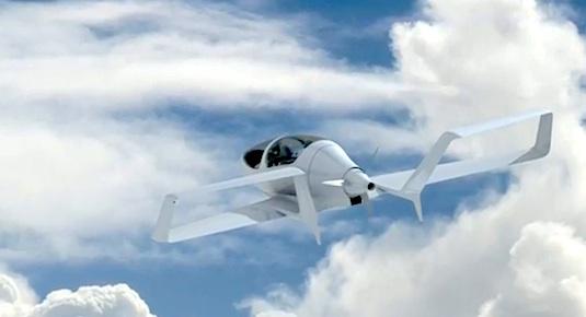 letadlo Synergy