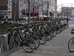 New York půjčovny jízdní kola