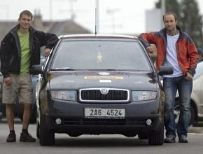 Škoda auto economy run mladá boleslav