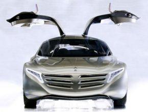 koncept Mercedes F125