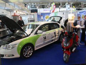 eCarTec 2011 v Mnichově a česká elektrická limuzína VUT Super El