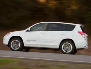 Toyota RAV4 EV - elektrické SUV