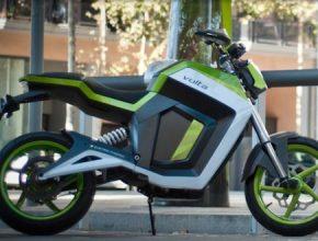 elektrická motorka elektromotorka BCN City