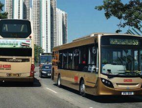 elektromobil autobusy Hong Kong elektrobusy