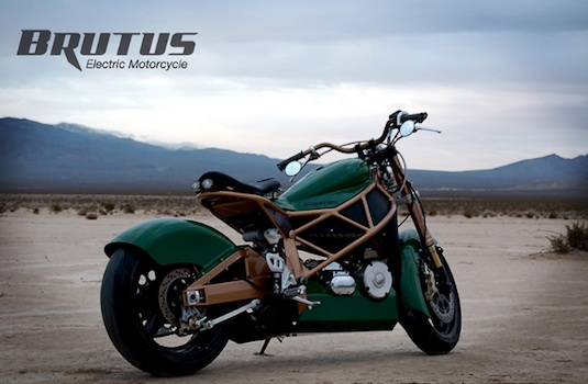 elektromotorka Brutus