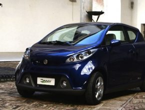 auto elektromobil Belumbry Dany