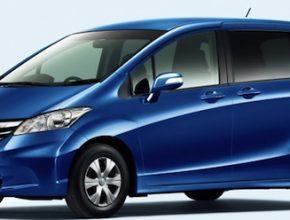 auto hybrid Honda Freed Hybrid Fit