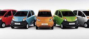 auto Tata Nano