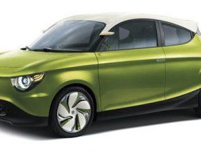 malé auto Suzuki Regina
