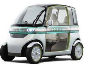 elektromobil Daihatsu Pico Concept