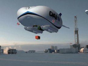 Hybrid Air Vehicles vzducholodě