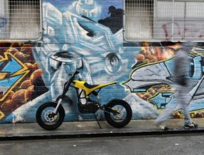O2Pursuit motorka na vzduch