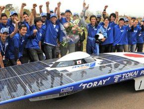 vítězný tým Tokai