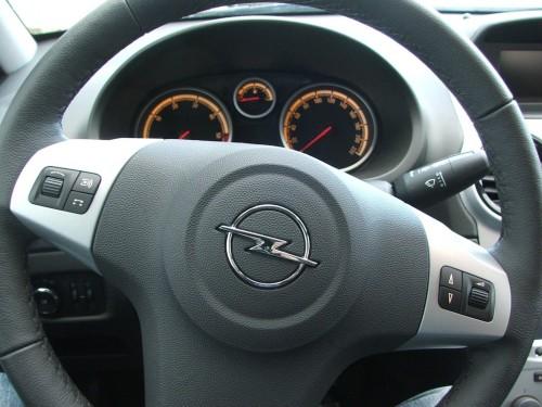 Opel Corsa ecoFLEX test