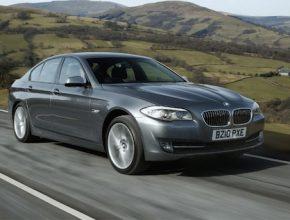 auto BMW 520d EfficientDynamics