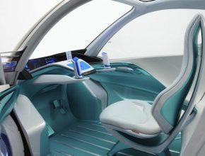 auto elektromobil Honda Micro Commuter