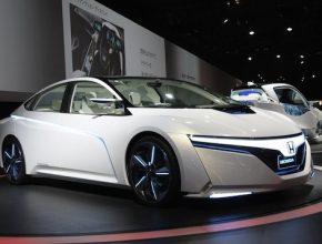auto Honda plug-in hybrid AC-X