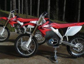 elektromotorka EVDrive E-moto CRF250R