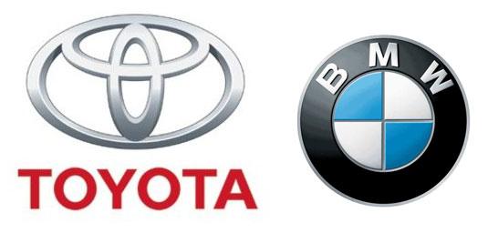 Toyota BMW logo