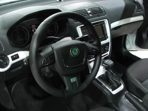Škoda Octavia Green E Line