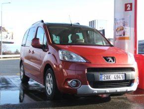 test Peugeot Partner Teepee
