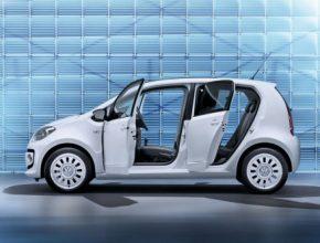 Volkswagen Up! pětidveřová verze