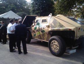 auto FED Alpha Humvee