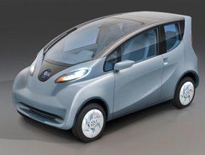 auto elektromobil Tata Emo