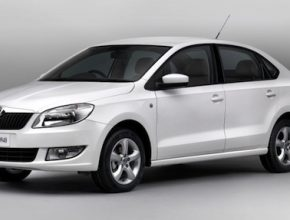 auto Škoda Rapid Indie
