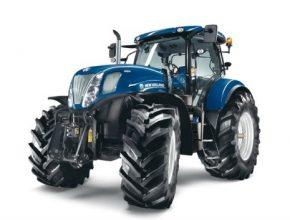 vodíkový traktor New Holland NH2