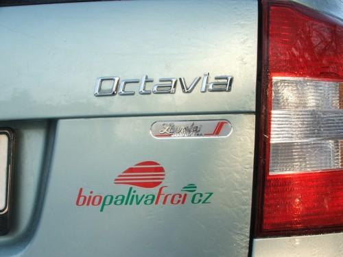 test Škoda Octavia Multifuel