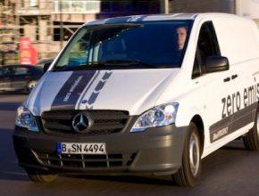 Mercedes-Benz Vito E-Cell