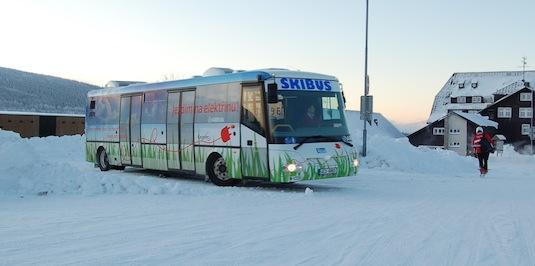autobusy elektrobus SOR EBN 10.5