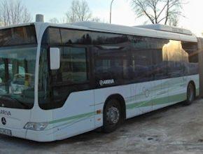autobusy hybridní autobus Mercedes-Benz Citaro