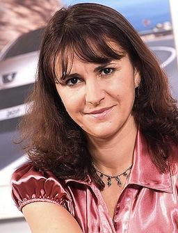 Radka Matthey, PR manažerka Peugeot