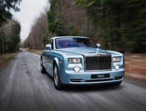 auto elektromobil Rolls-Royce 102EX