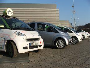 auto elektromobil Amper 2012 Brno výstaviště