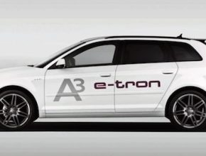 auto elektromobil Audi A3 e-tron