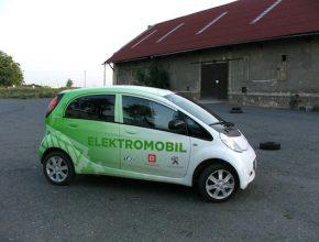 auto elektromobil test Peugeot iOn