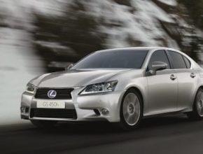 auto hybrid Lexus GS 450h