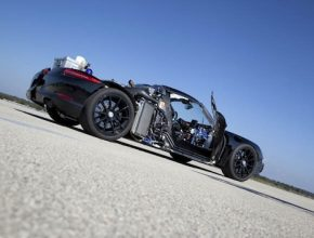 auto hybrid Porsche 918 Spyder prototyp