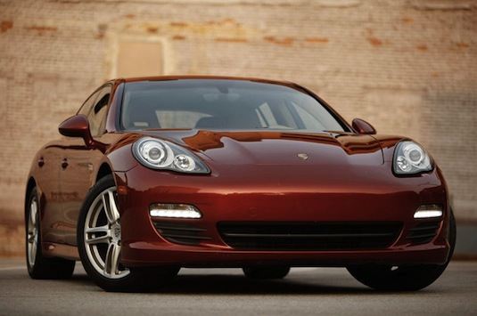 auto Porsche Panamera