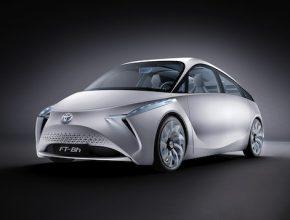 auto hybrid Toyota FT-Bh - autosalon Ženeva 2012