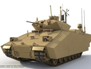 hybrid hybridní tank BAE Systems