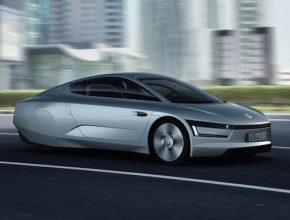 auto hybrid Volkswagen XL1