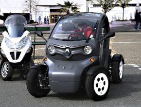 elektromobil Renault Twizy
