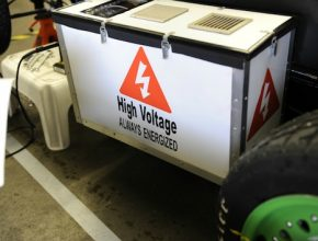 auto hybrid hybridní elektrické formule High Voltage