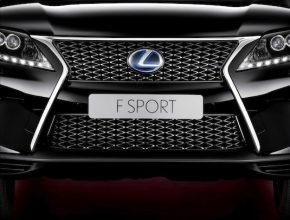 auto hybrid Lexus RX 450h F Sport