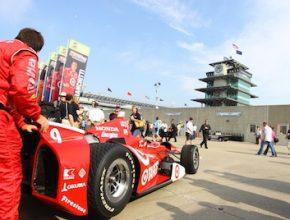 auto Indianapolis 500 2012 auta na bioetanol